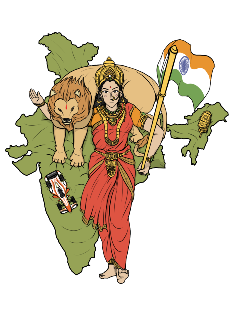 Mother mother india