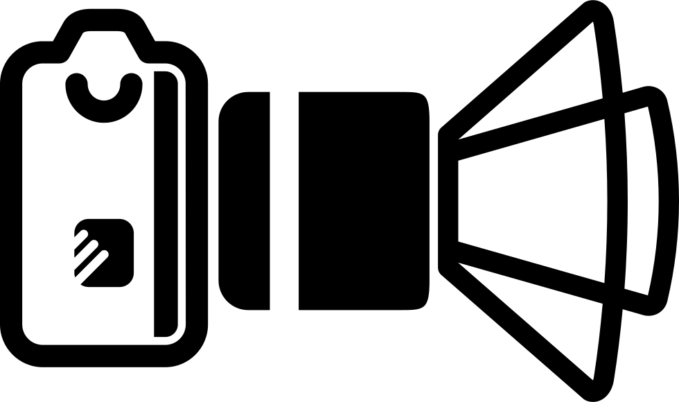 Photo camera svg png. Eyes clipart side view