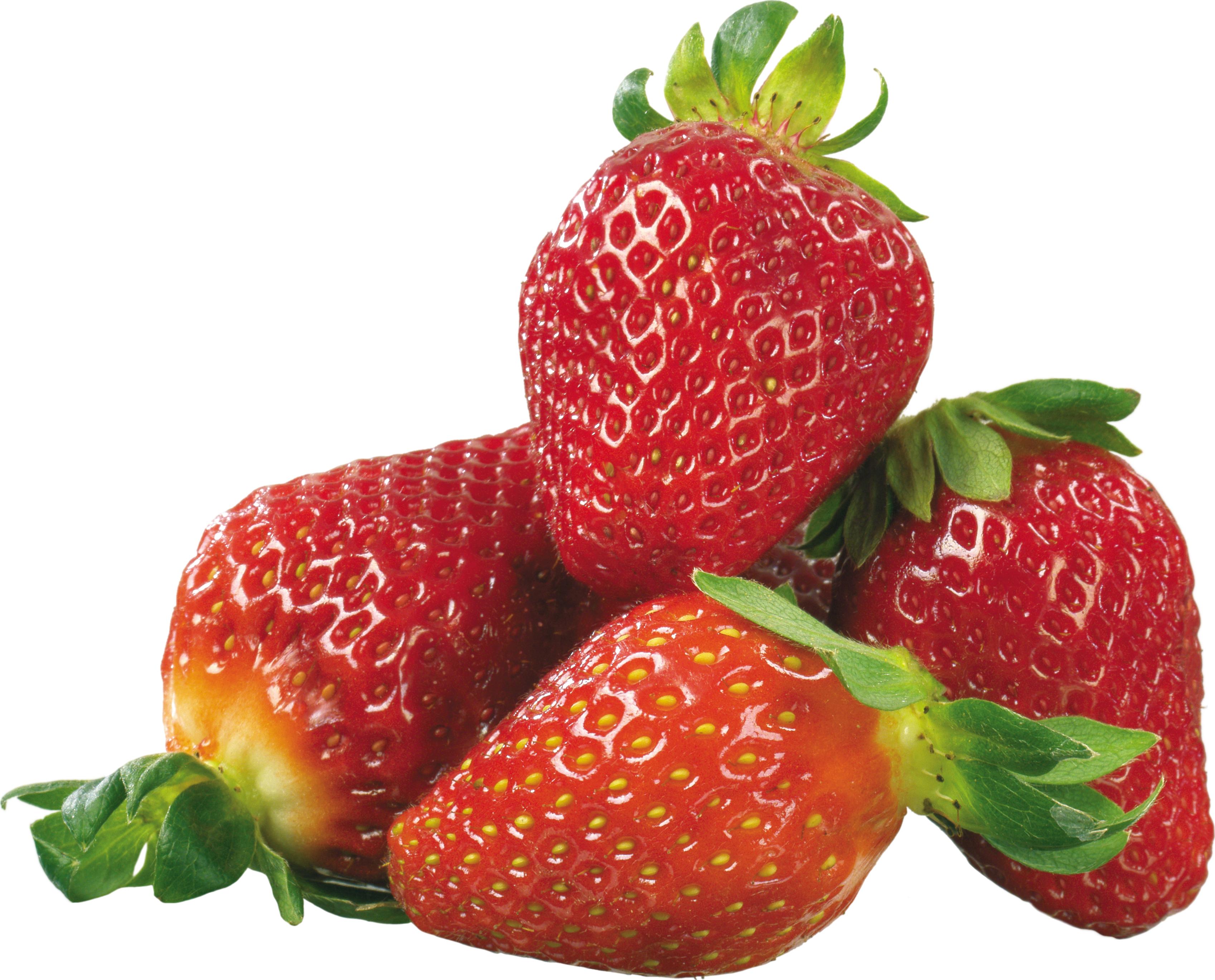 Strawberry twelve isolated stock. Strawberries clipart freshness
