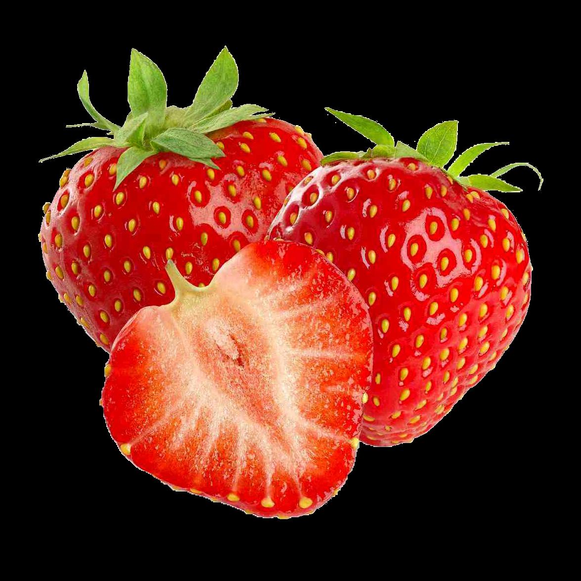 One isolated stock photo. Eyes clipart strawberry