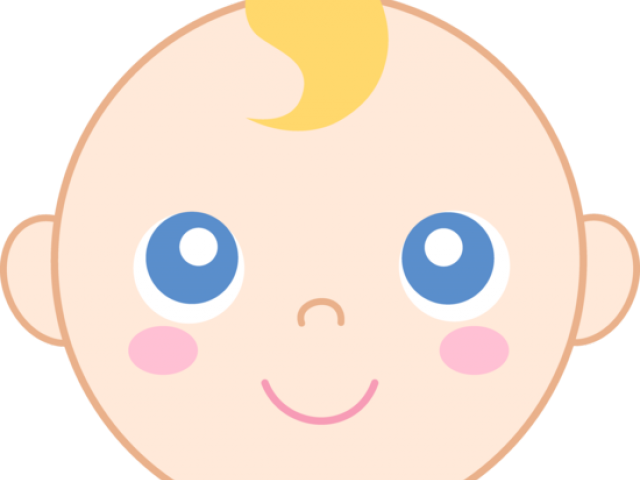 Face clipart baby boy. Twin free download clip