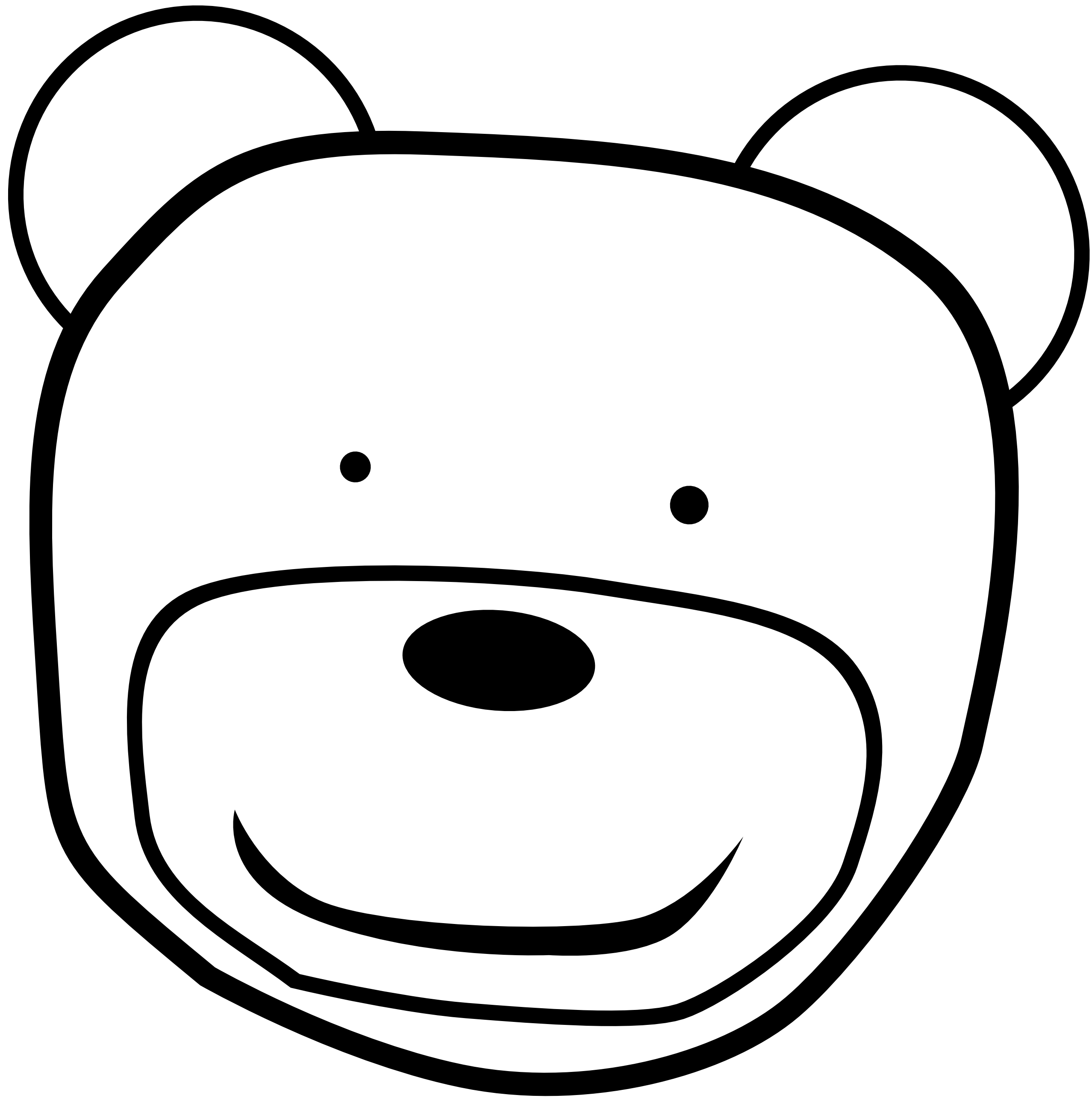 Grizzly standing panda free. Head clipart black bear
