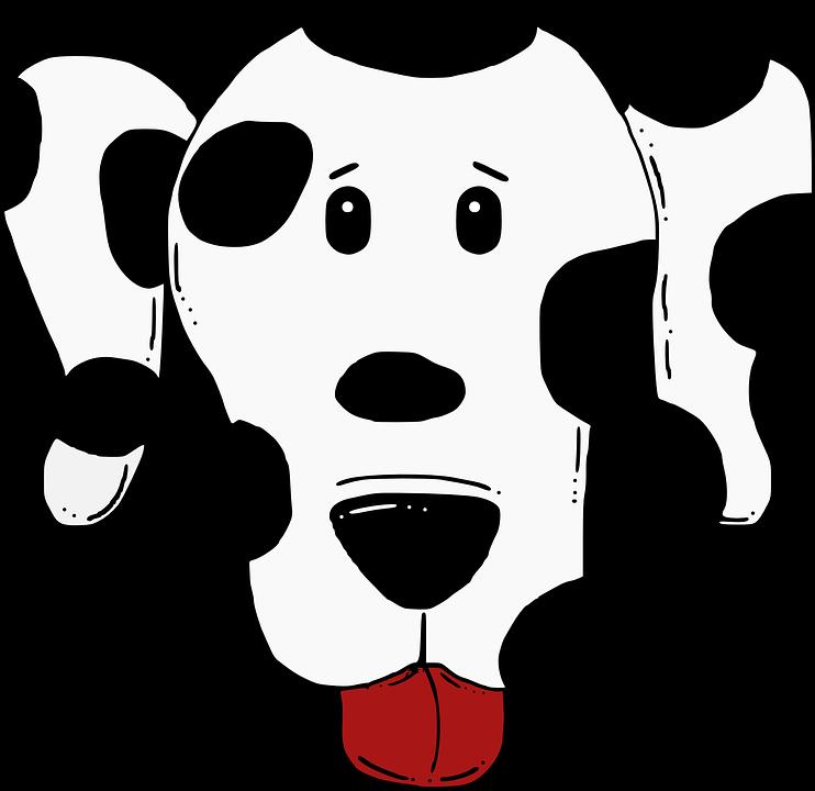 Dog clip art photo. Face clipart dachshund
