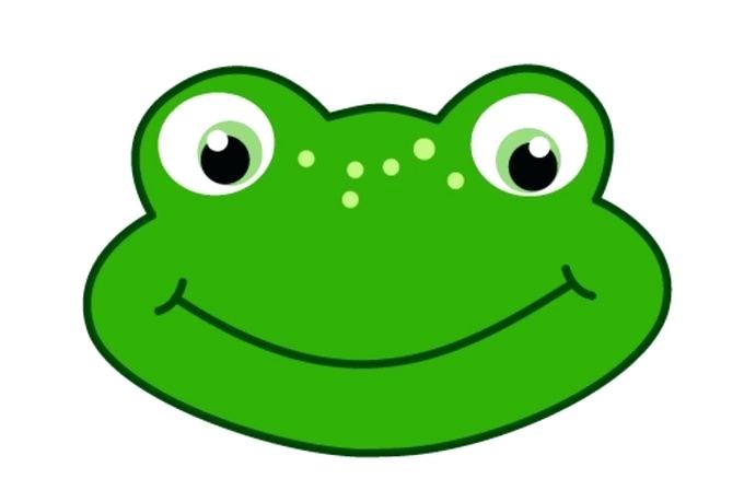 Collection of frog free. Toad clipart face