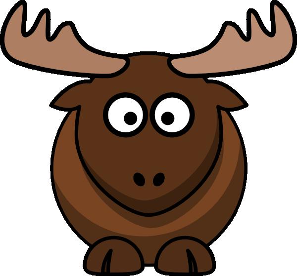 Moose clipart moose family. Clip art at clker
