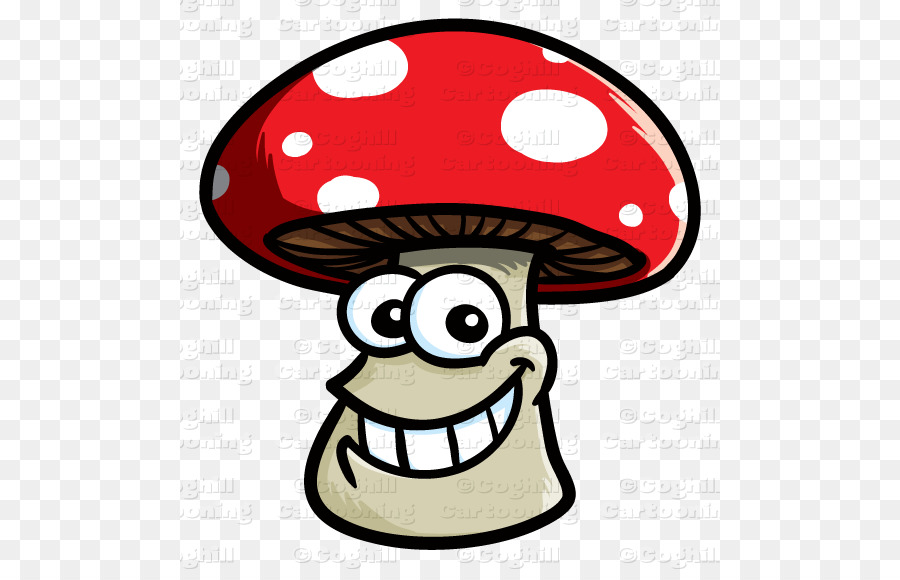 Mushrooms clipart smiley face. Background png download free