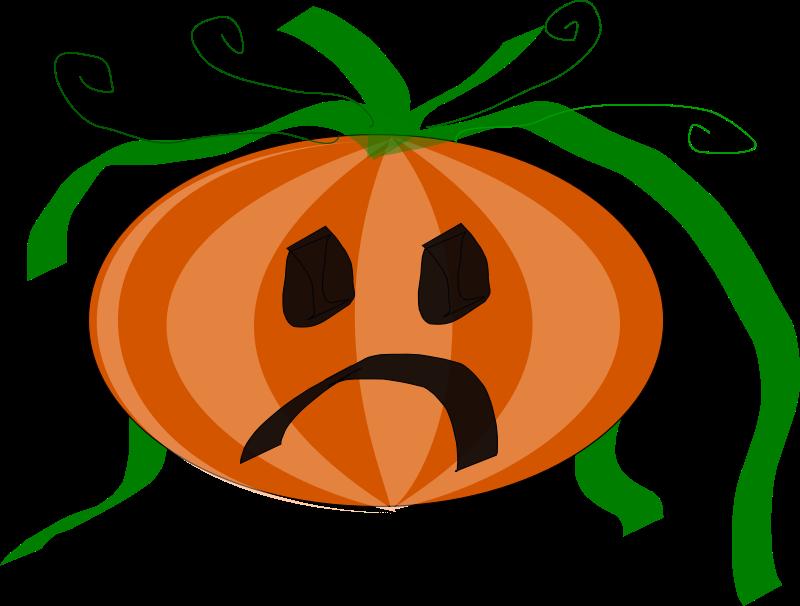 Jack o lantern free. Halloween clipart face