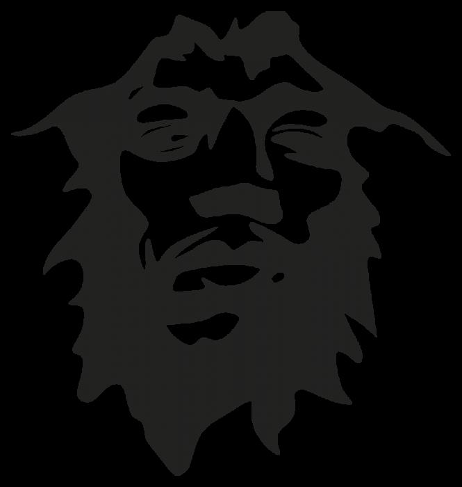 Lion symbol clip art. Face clipart wildcat