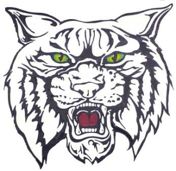 Wildcat clipart face. Cliparts zone