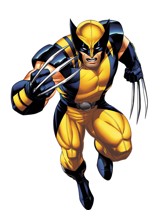 Wildcat clipart wolverine. The history of costume