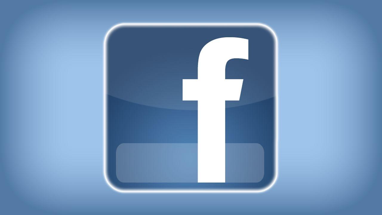 Public domain icon free. Facebook clipart 2017 vector