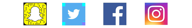 Home bridge social media. Facebook clipart business card