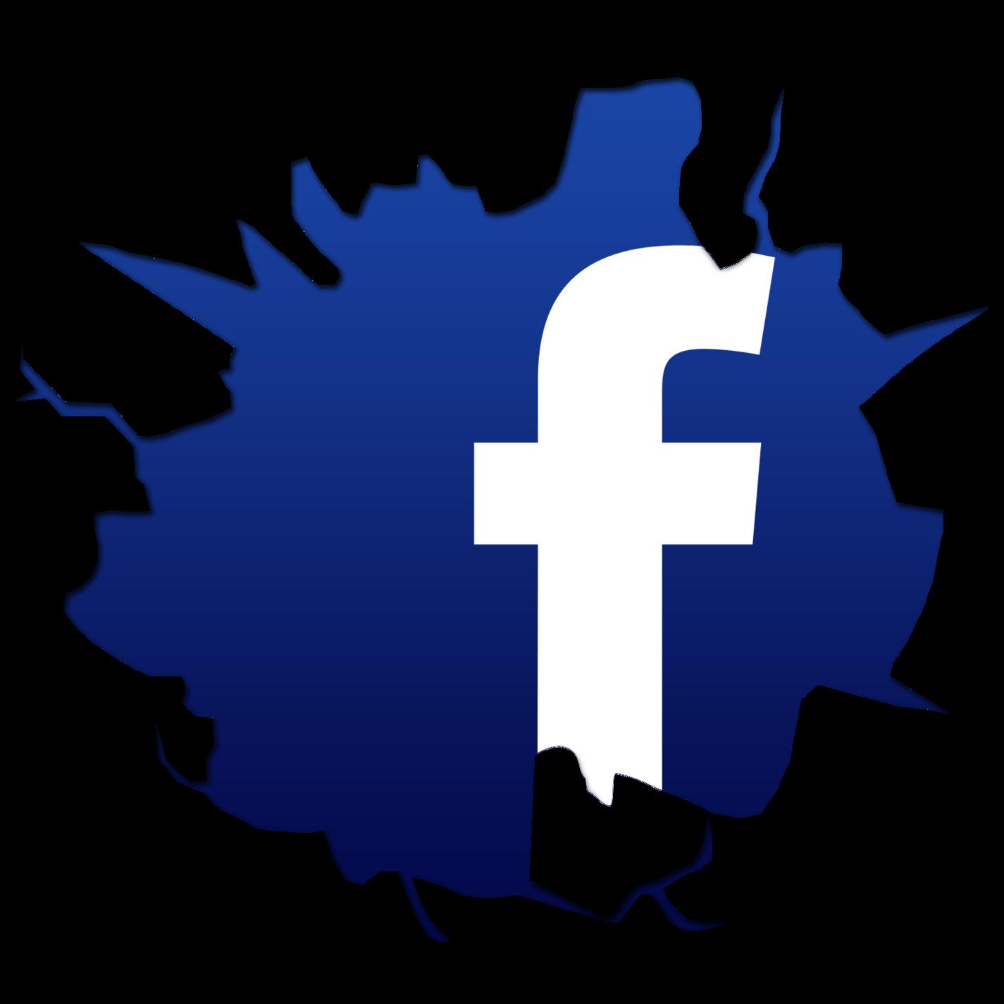 Logo vector free to. Facebook clipart emblem