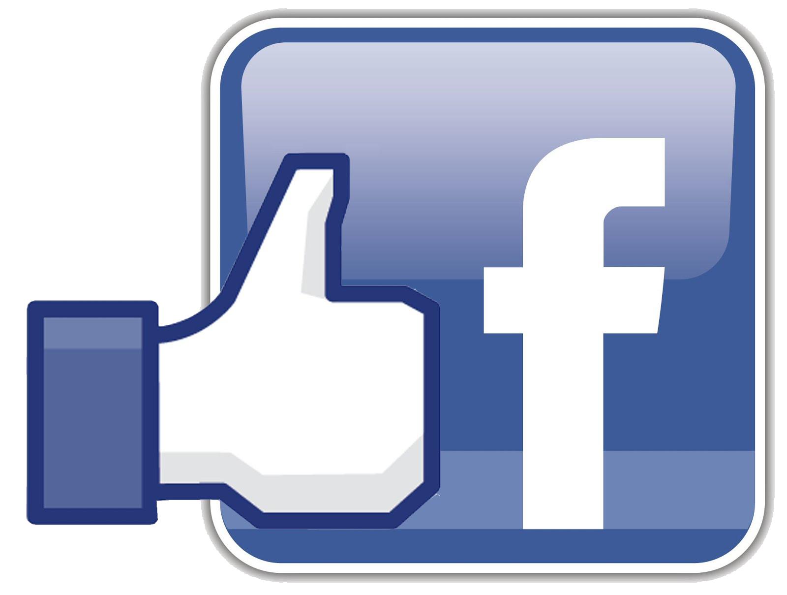 Like us on png. Facebook clipart emblem