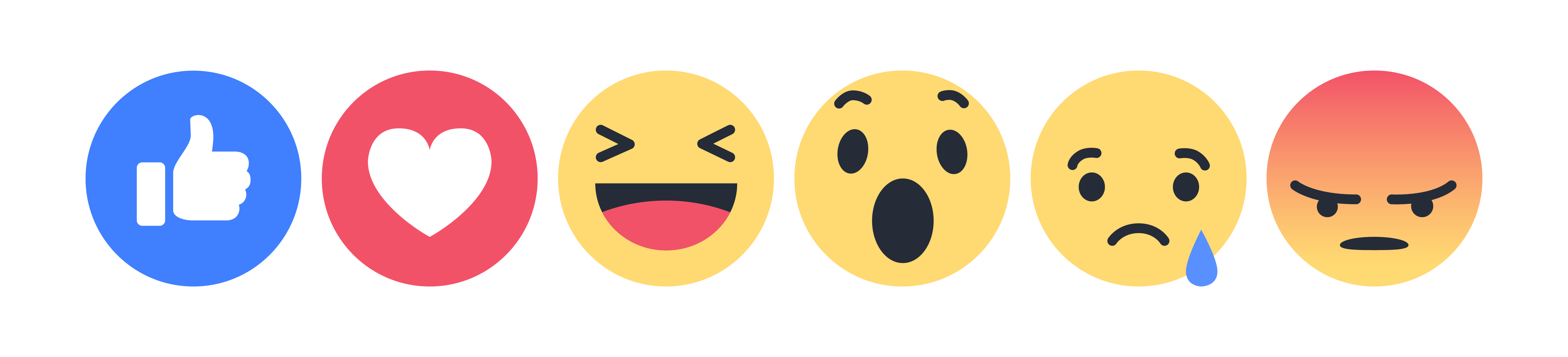 Brand resources reactions. Wow clipart emoji facebook