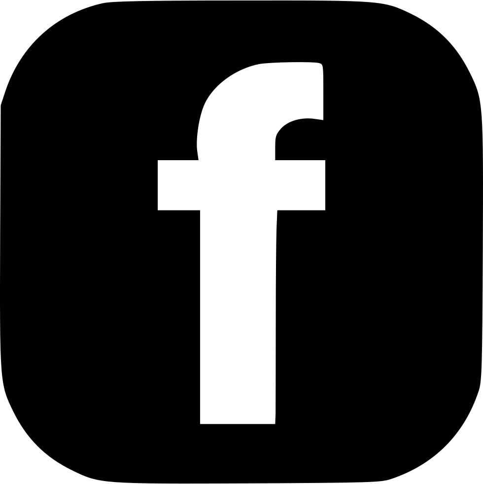 Facebook clipart glyph. Alt svg png icon