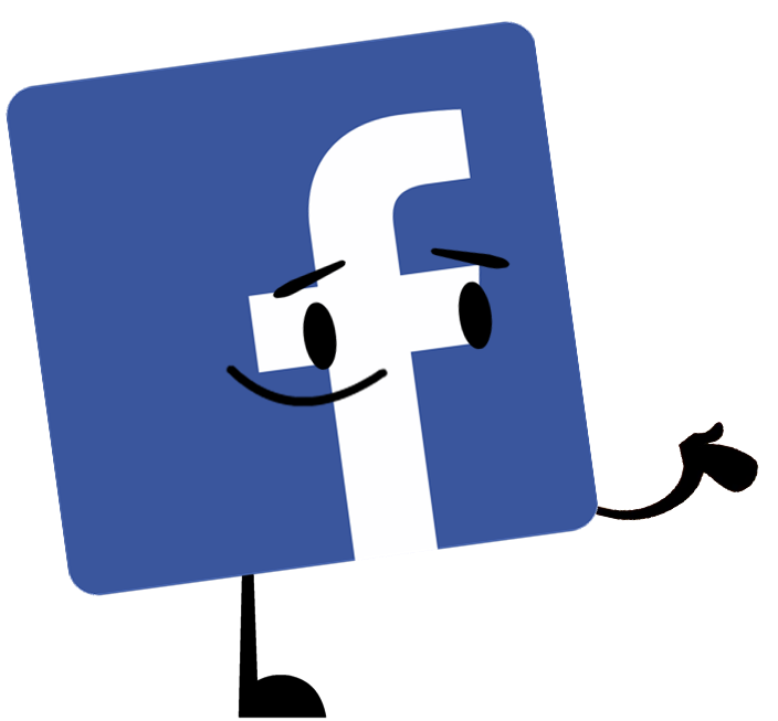 Facebook clipart hi res. Image oc pose png