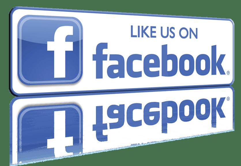 Like us on d. Facebook clipart inbox