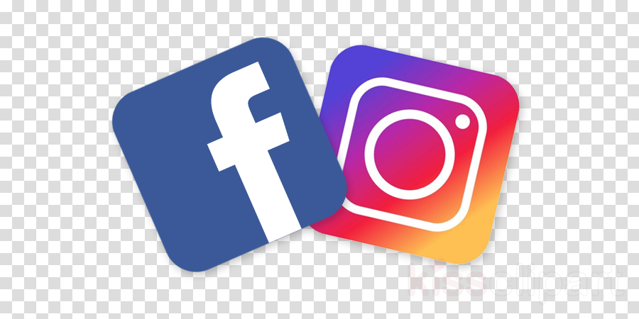 Facebook clipart instagram. Social media text