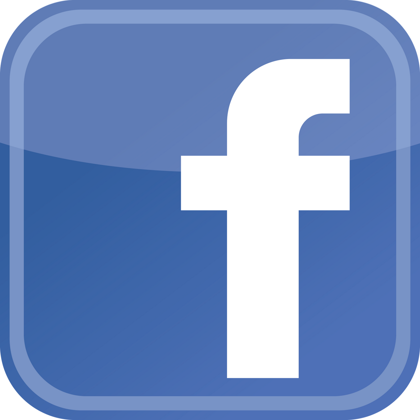 Free symbol transparent background. Facebook clipart ios