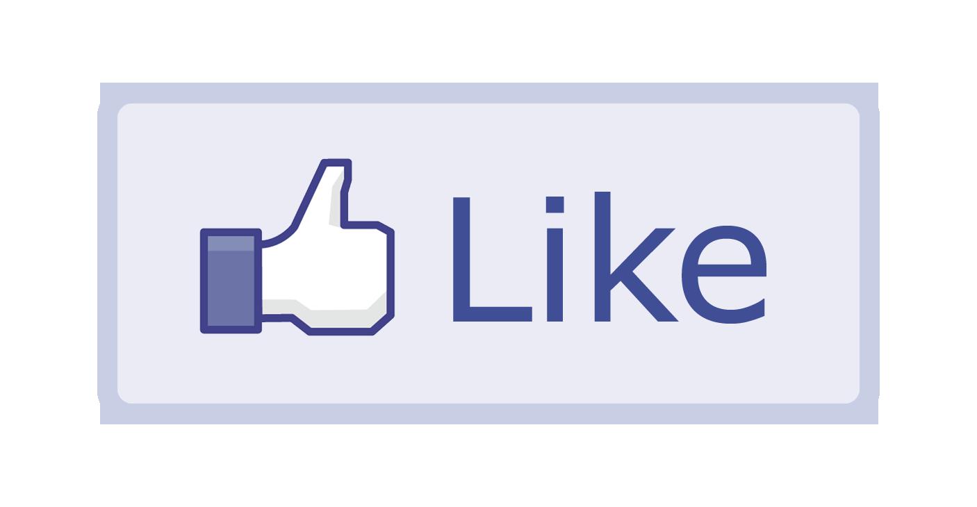 Youtube like transparent png. Facebook clipart lik