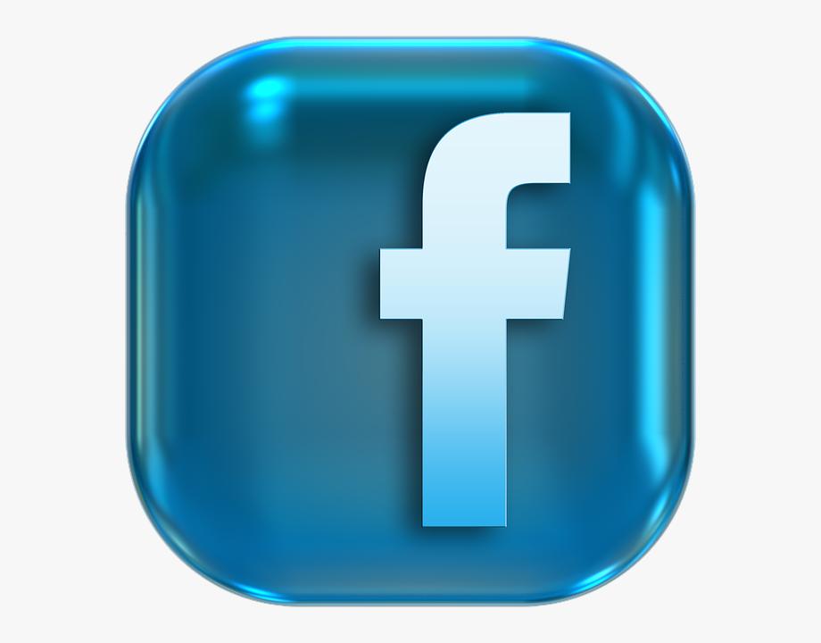 High resolution d png. Facebook clipart logo