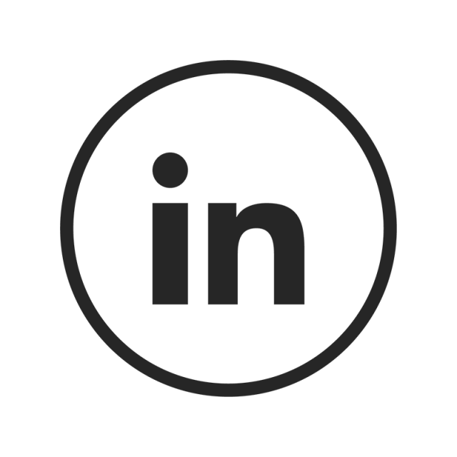 Linkedin icon png. Linked in and vector
