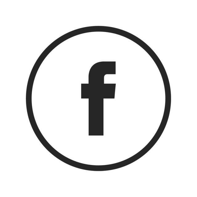 Facebook icon png white. Black and vector for