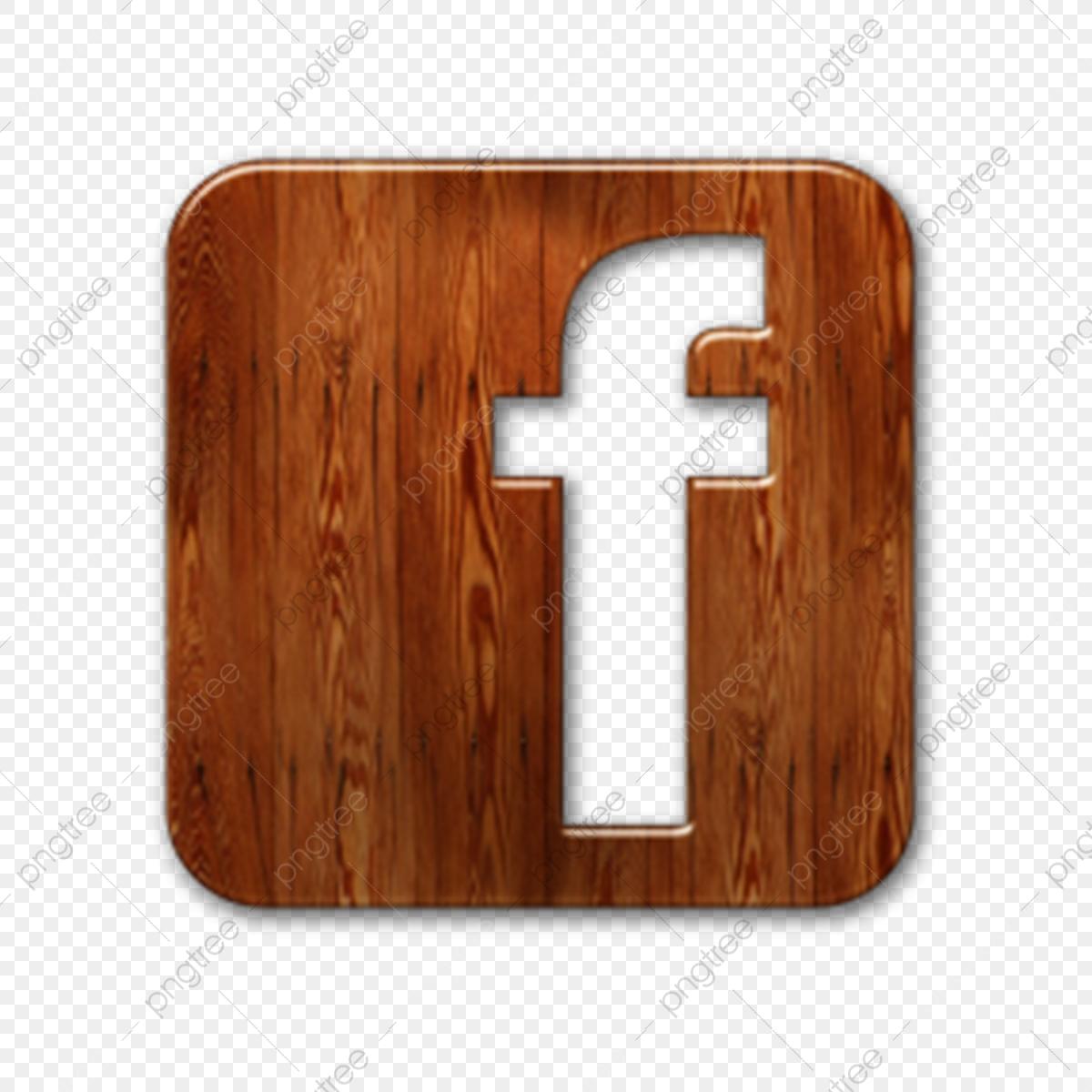 F trademark background design. Facebook clipart material