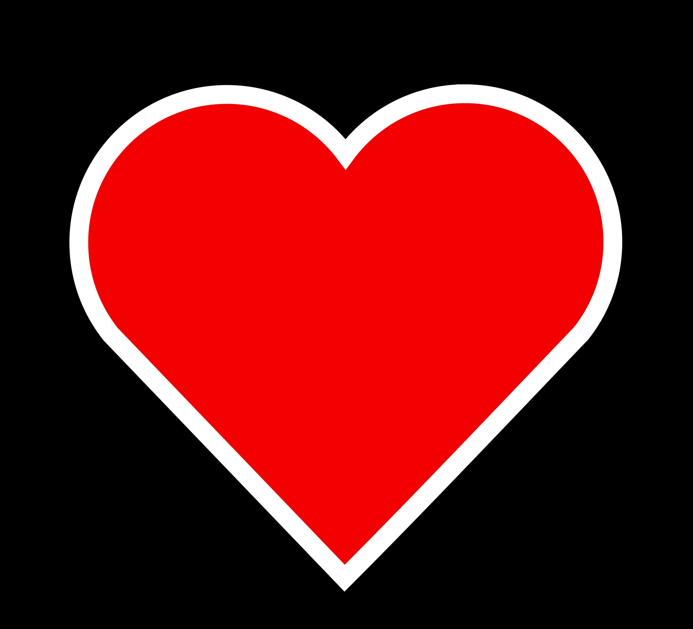 Facebook clipart minimal. Fb heart symbol choice