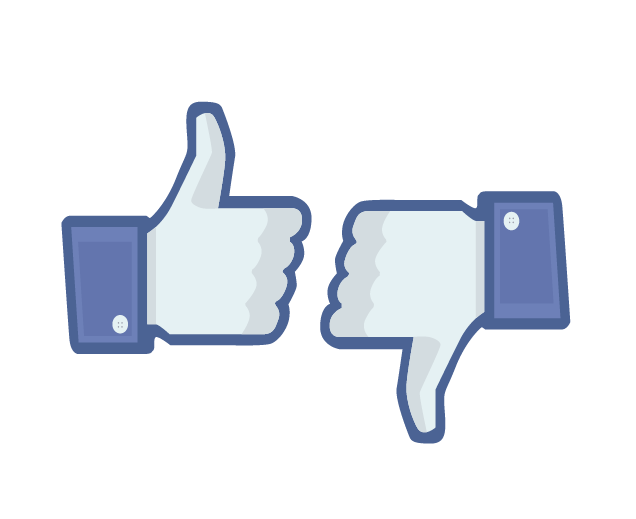 Does s feature negatively. Facebook clipart new