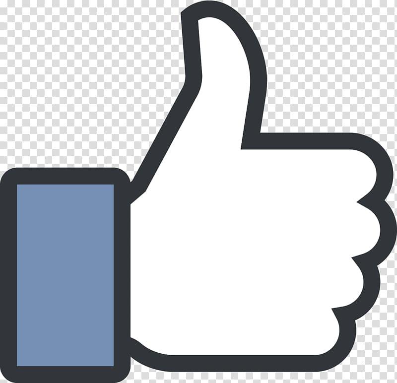 Facebook clipart new. Like illustration social media