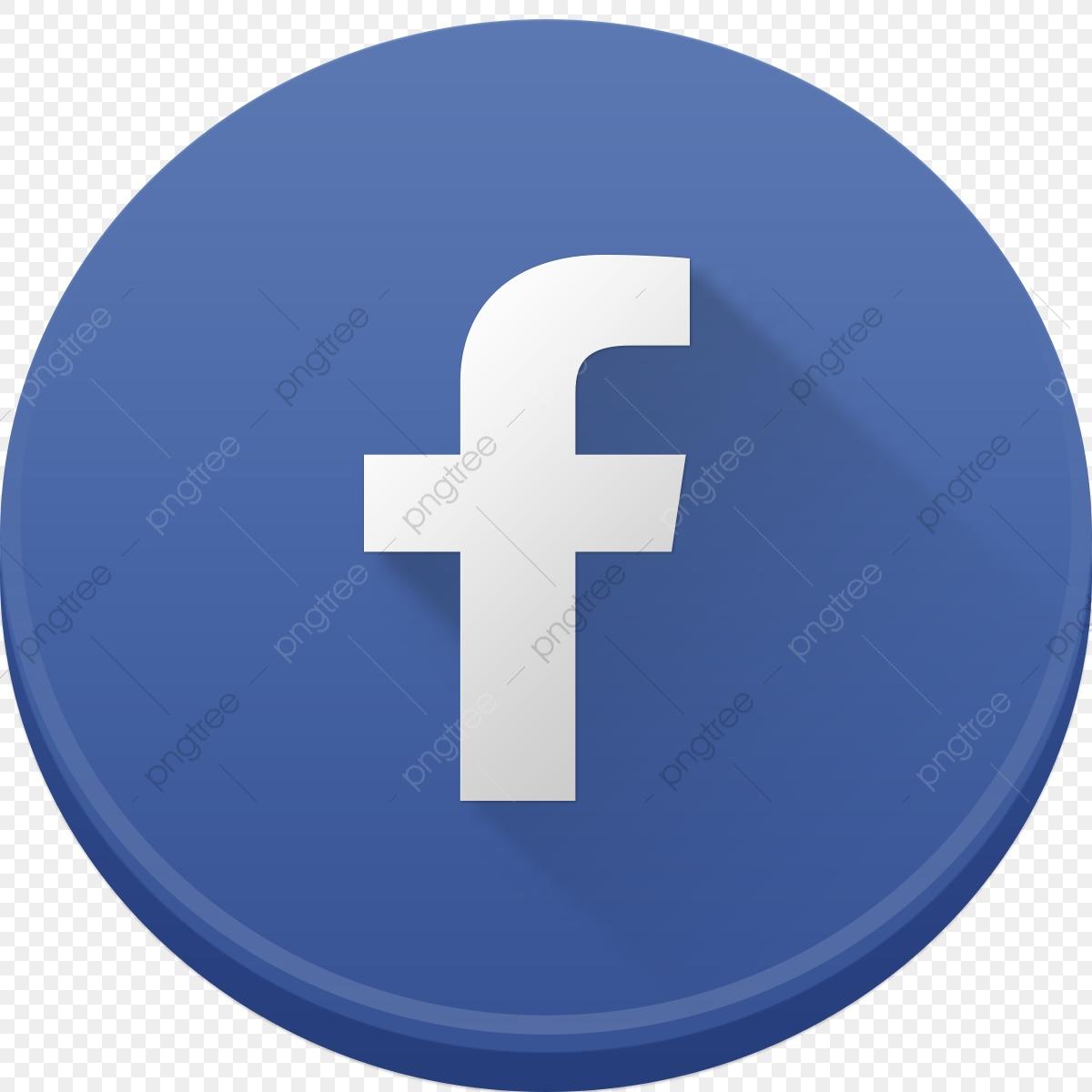 Facebook clipart psd. Icon fb logo