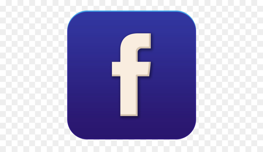 Social network sticker . Facebook clipart sign