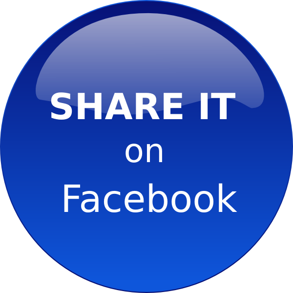 Facebook clipart small size. Share it on clip