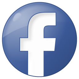 Facebook clipart small size. Blue icon png image