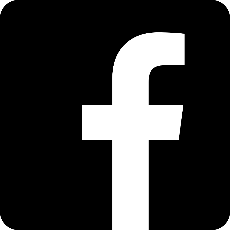 Facebook clipart small size. Svg png icon free