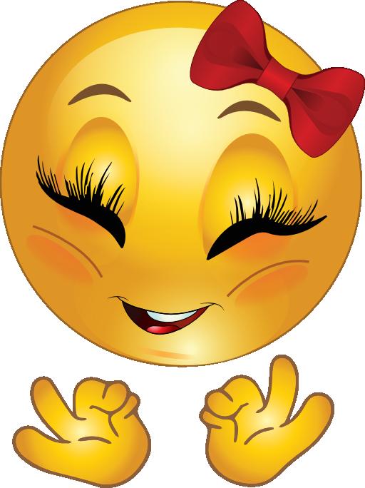 Facebook clipart smiley. Perfect emoticon i royalty