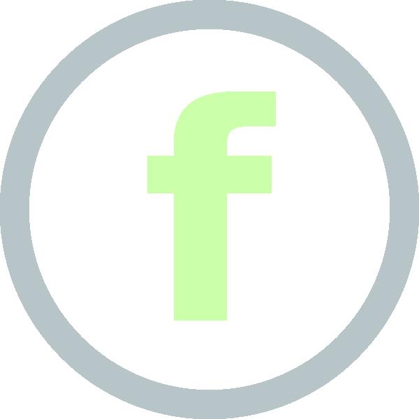 Icon circle clip art. Facebook clipart svg