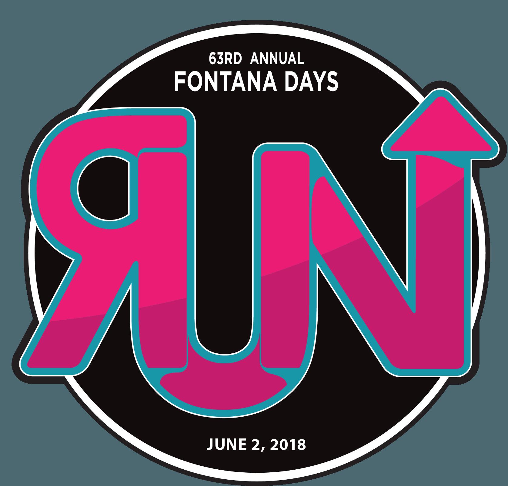 Family clipart marathon. Fontana days run june
