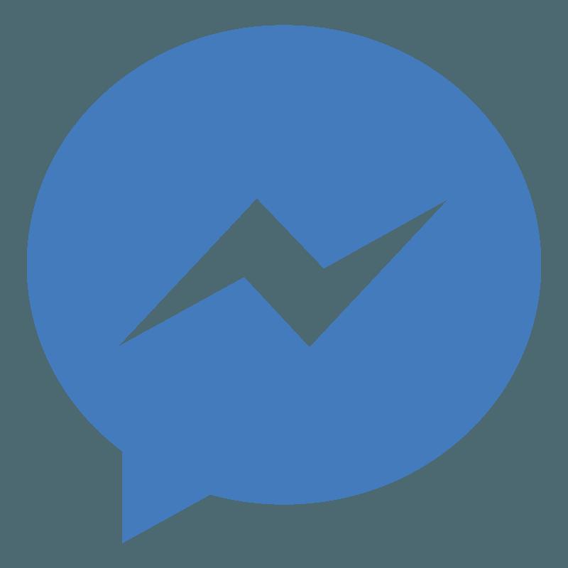 Facebook clipart transparent. Social messenger png free