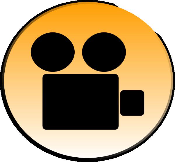 Video clipart video cassette. Gold icon clip art