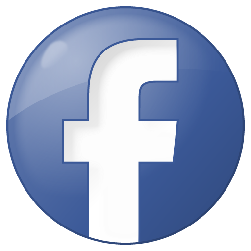Facebook icon png. Small blue clipart image