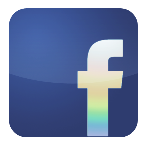 Flurry for social media. Facebook icon png