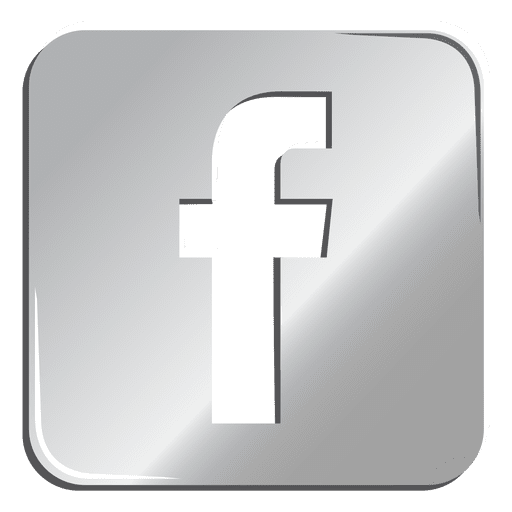 Facebook icon png white. Logo transparent svg vector