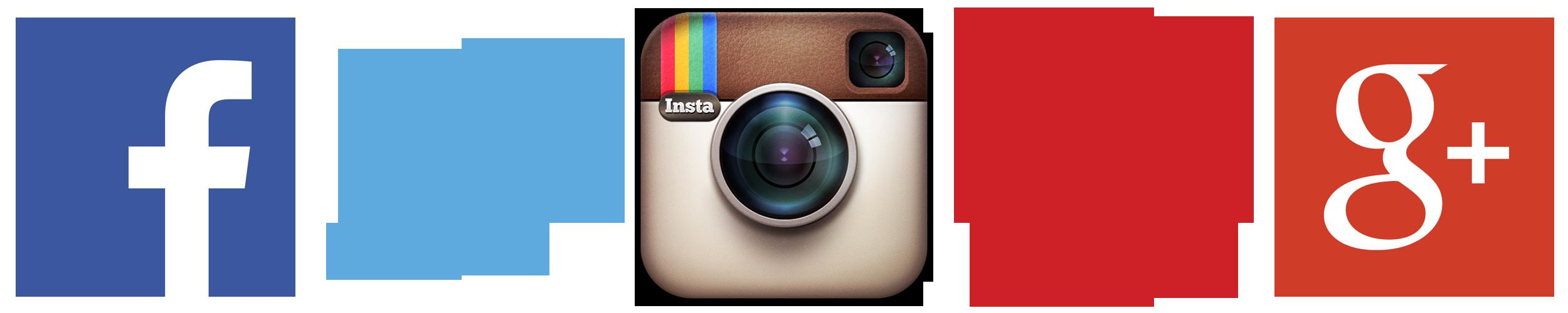 Facebook instagram twitter png. Logo logos clip royalty