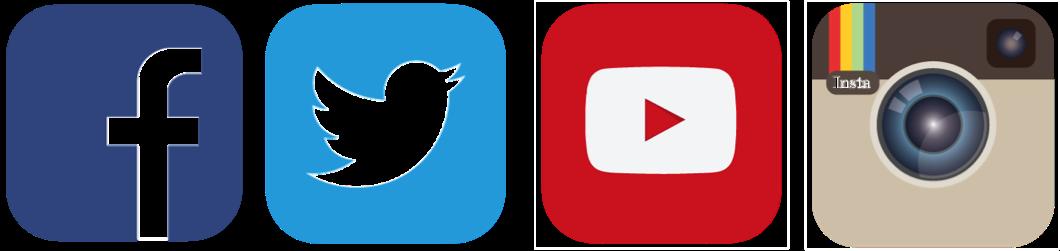 Facebook Twitter Instagram Png Facebook Twitter Instagram Png Transparent Free For Download On Webstockreview 2020