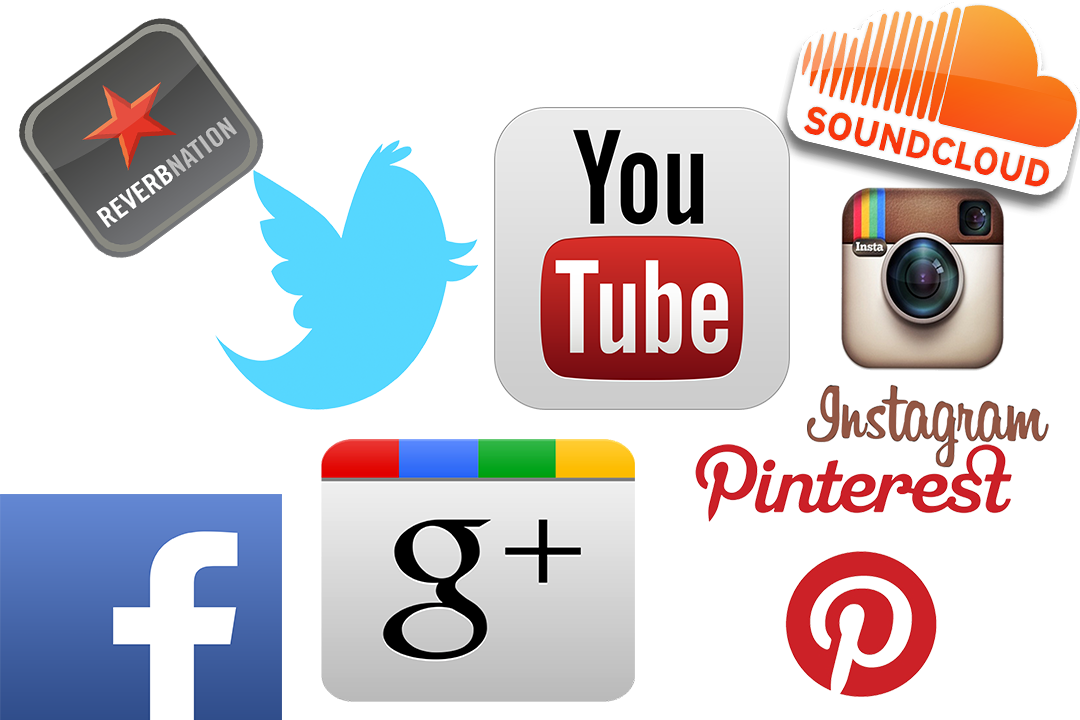Facebook twitter instagram png. All in seo services