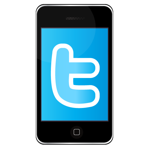 Facebook twitter png. Iphone icon social icons