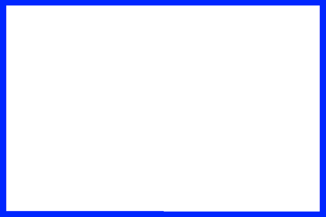 Facecam border png.  images of blue